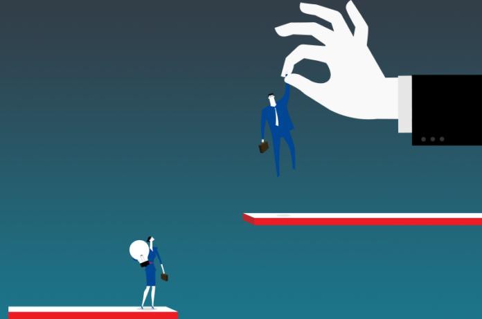 gender prejudice in finance