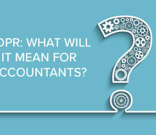 gdrp for accountants